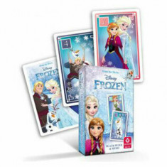 Carti de joc Frozen Black Peter