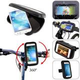 Cumpara ieftin Suport Telefon Universal XL pt Bicicleta – Motocicleta Impermeabil C150