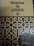 Dictionar De Logica - Gh. Enescu ,548988