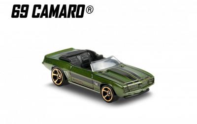 '69 camaro hot wheels 3/5 hw roadsters 2020 foto