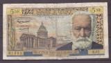Franta 1961(1-6) - 5 Nouveaux Francs, uzata