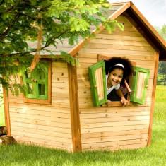Casuta din lemn pentru copii Alice