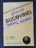 GLASUL BUCOVINEI NR. 3 1998