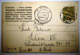P.043 WIEN BRASSO BRASOV 1905