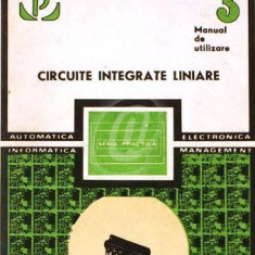 Circuite integrate liniare. Manual de utilizare 3