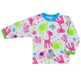Bluza cu maneca lunga pentru fete Koala Zoo 3164AL, Multicolor