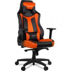Scaun gaming Arozzi Vernazza Orange