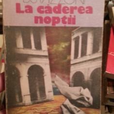 LA CADEREA NOPTII-FERNANDO BUTAZZON