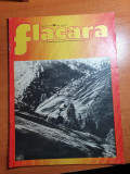flacara 21 iunie 1975-art. mina ostra,fabrica danubiana,cenaclul flacara,solca