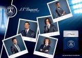 S.T. Dupont Paris Saint-Germain Eau des Princes Intense EDT 50ml pentru Bărbați