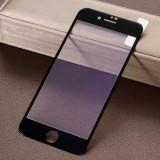 Folie Sticla Protectie Display iPhone 7 Plus / 8 Plus Acoperire Completa Neagra