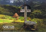 Carte postala CP AB030 Salciua  - In zori - necirculata