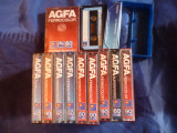 lot 11 casete audio AGFA