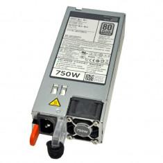 Sursa server Dell PowerEdge R620 R520 R720 DPS-750AB-2 DP/N 5NF18 6W2PW 9PXCV 750W