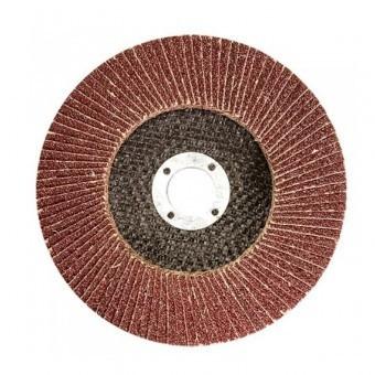 Disc pentru slefuit lemn, metal, MTX 740429, dimensiune 125x22.2 mm, P40