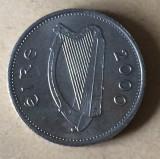 Irlanda 10 pence 2000