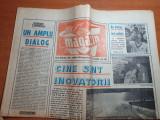 magazin 20 ianuarie 1973-interviu ilie nastase,uzina republica bucuresti