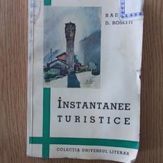 INSTANTANEE TURISTICE, RADU ROSSETI