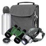 Set binoclu outdoor Bresser Junior, 4x - 30 mm, geanta transport