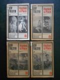 LEV TOLSTOI - RAZBOI SI PACE 4 volume