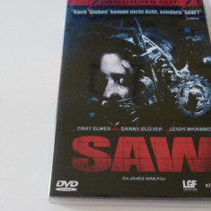 Saw - dvd, Altele