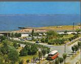 CPI B14772 - CARTE POSTALA - TECHIRGHIOL. BAILE DE NAMOL, AUTOBUZ