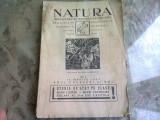 REVISTA NATURA NR.3/1933