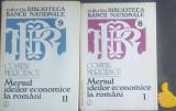 Mersul ideilor economice la romani Costin Murgescu