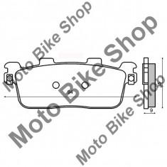 MBS Placute frana sinter Xciting 250 spate, Cod Produs: 225102743RM
