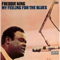 Freddie King My Feeling For The Blues Japan ed. (cd)
