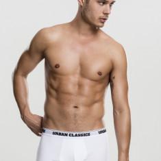 Modal Boxer Shorts Double-Pack Urban Classics M EU, Alb