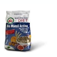 Muesli Activ Bio Nutrisslim 450gr Cod: 5002N