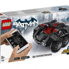 LEGO DC Super Heroes - Batmobil controlat de aplicatie 76112