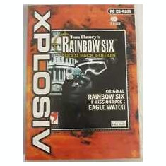Tom Clancy's Rainbow Six Gold Pack Edition (XPLOSIV) - PC [Second hand], Shooting, 18+