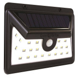 Cumpara ieftin Lampa LED dubla cu incarcare solara si senzor de miscare