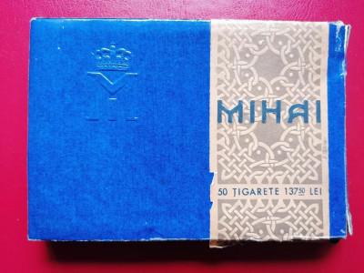 Cutie tigari tigarete Mihai foto