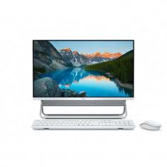 Sistem All in One Dell Inspiron 5490 23.8 inch FHD Intel Core i5-10210U 8GB DDR4 1TB HDD 256GB SSD Windows 10 Pro 2-3Yr On-site Silver