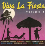 CD Viva La Fiesta Volume 4, original