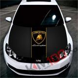 """Sticker Imprimat Color pentru Capota """"Hood Art"""" cod: KM-HOOD-120"""