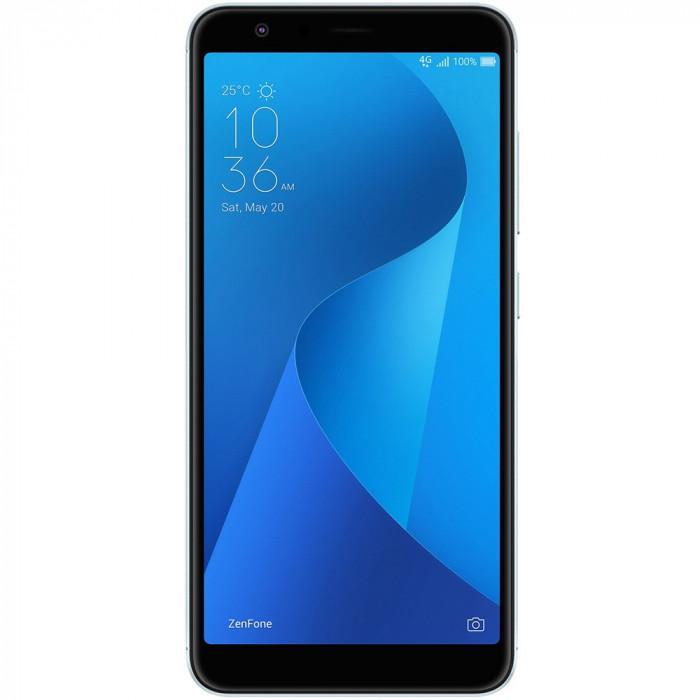 Zenfone Max Plus Dual Sim 32GB LTE 4G Argintiu 3GB RAM