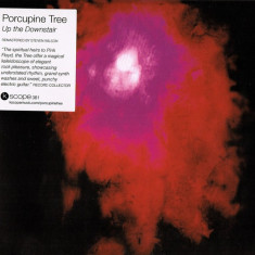 Porcupine Tree Up The Downstairs remastered digipak (cd)