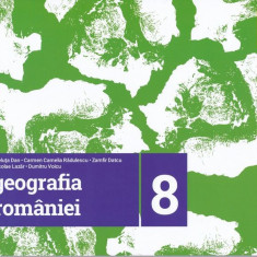Geografia României. Caiet pentru clasa a VIII-a