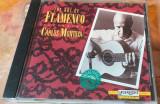 CD_The Art of Flamenco featuring Carlos Montoya, CD