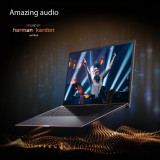 UltraBook ASUS ZenBook 13.9 inch 3300 x 2200 i7-1165G7 16GB 1TB SSD W10 PRO BLACK