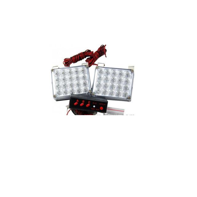 Set 2 buc lampa stroboscop