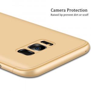 Husa Samsung Galaxy S8 - GKK Protectie 360° Aurie