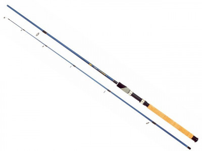 Lanseta spinning Zebco Topic Spin Star 2.40 m A: 40 g foto