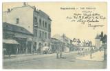 4804 - SALONTA, Bihor, Street Stores, Romania - old postcard - used - 1915, Circulata, Printata