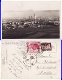 Campina- Prahova -  sonde petrol, Rafinaria