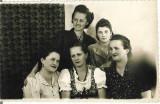 A513 Fotografie de grup tinere fotografie romaneasca anii 1930